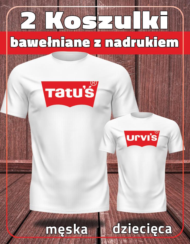 Koszulki Tatuś & Urvis